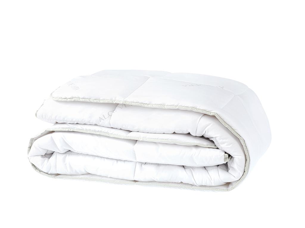 Natural Aloevera Quilt Double Size 195x215 Cm White