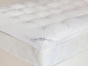 Luxury Единични Гъши Пух 100x120 Cm Бяло