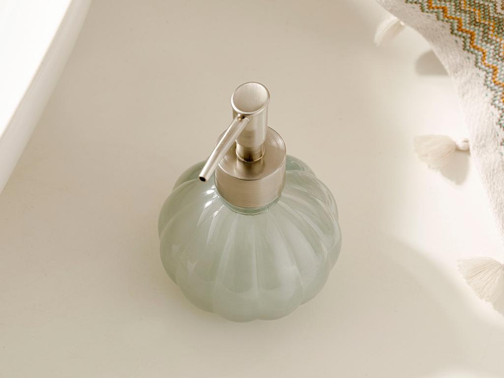 Royal Glass Lıquıd Soap Dıspense Gri