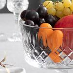 Victory Glass Presentation Bowl 17 Cm Transparent