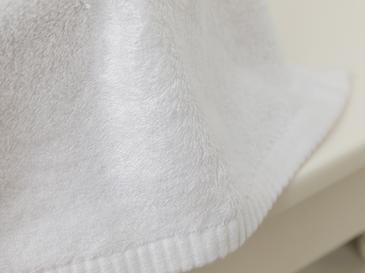 Leafy Хавлия за Ръце 30x50 См Бяло