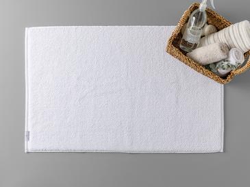 Curl Хавлия за Крака 50x80 Cm Бяло