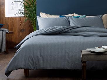 Sharp Спално Бельо Компле Единични 160x220cm Lacivert