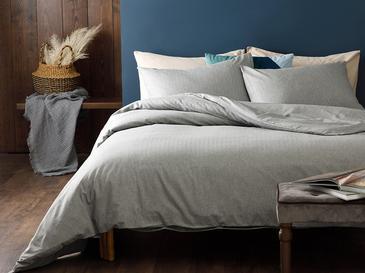 Sharp Спално Бельо Компле King Size 24,5x33,0 Cm Сиво