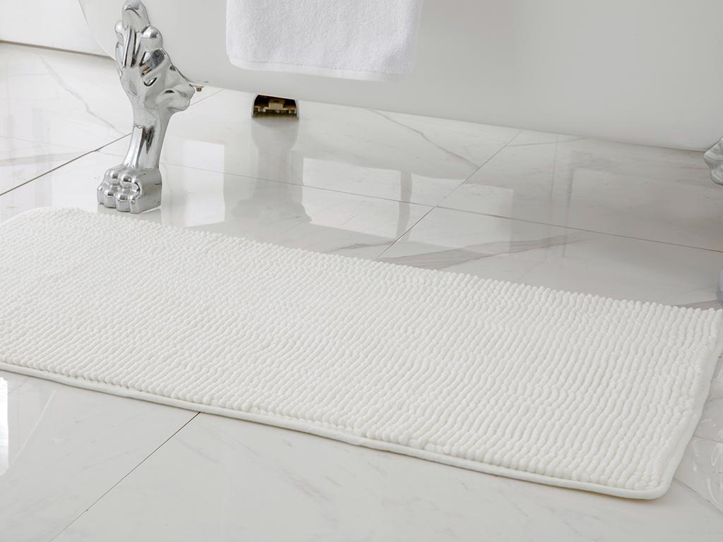 Maggy Bathroom Mat 50x10,4 Cm Ekru