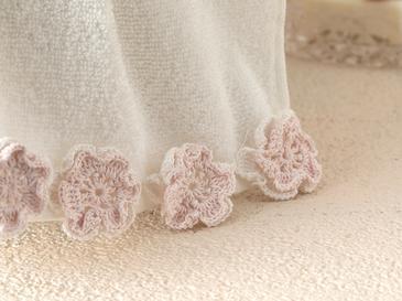 Crochet Flowers Хавлии За Ръце 30x40x3 Cm