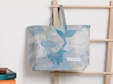 Zen Чанта за Пазаруване 54,5x38 См Кремаво