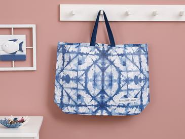 Sea Batik Чанта за Пазаруване 54,5x38 См Бяло