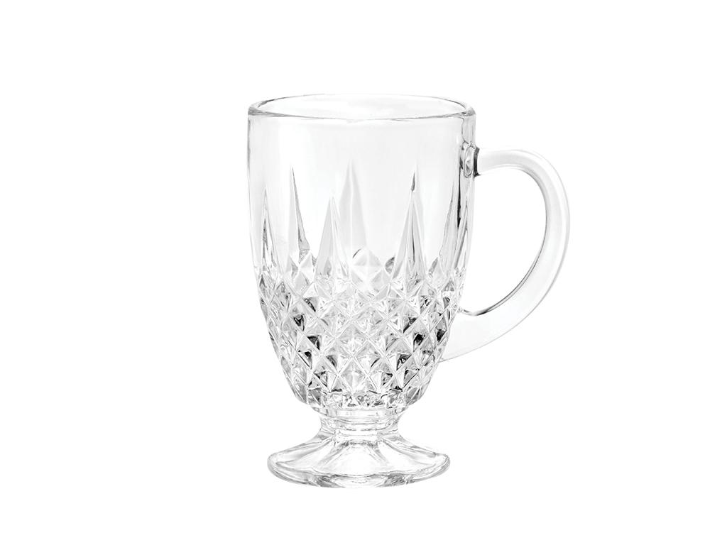 Rich Glass Glass 15,8x14,3x20,5 Cm