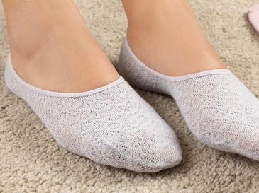 Cindy Дамски Чорапи 2 Бр. Лилаво-Розово