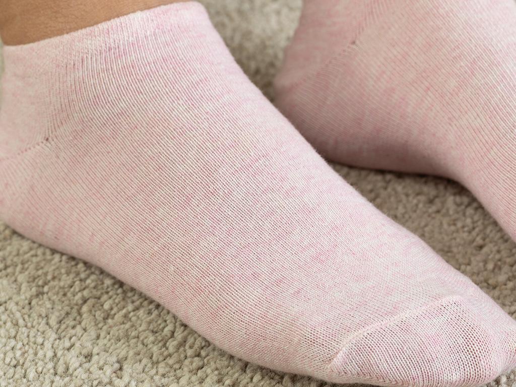 Melissa Cotton Socks Mix Pink-white