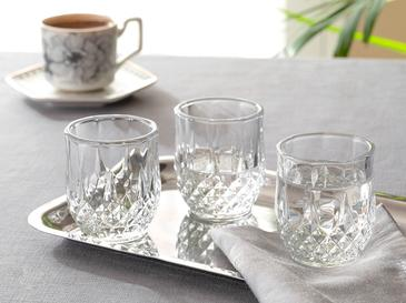 Rich Водна Чаша 6 Броя Стъкло 50 Cm Прозрачно