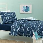 Cottony Kıds Duvet Cover Set 160x220 Cm Mavi
