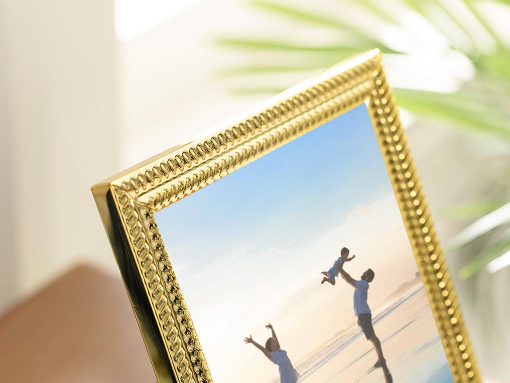 Fancy Frame Gold