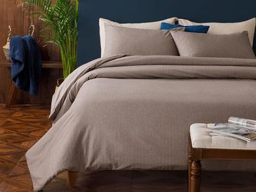 Sharp Спално Бельо Компле King Size 24,5x33,0 Cm Кафе