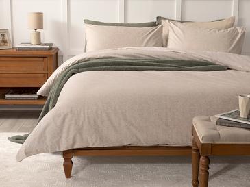 Lace Dream Комплект Спално Бельо Единичен Размер 160x220 См Бежово