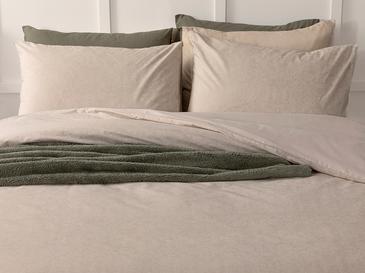 Lace Dream Сет Горен Плик+2 Калъфки Двоен Размер 200x220 См Бежово