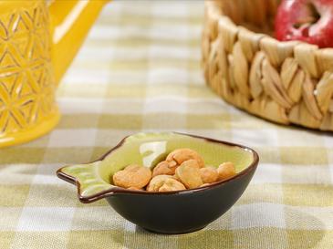 Little Fish Съд За Ядки Stoneware Жълто