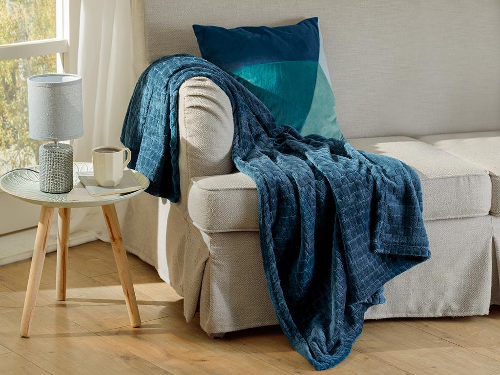Delicate Tv Blanket 120x130 Cm
