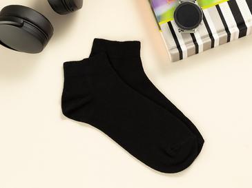 Simple Мъжки Чорапи Черно