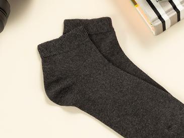 Simple Мъжки Чорапи Антрацит