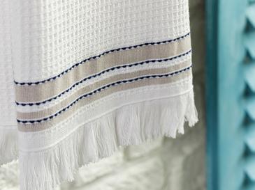 Marine Кърпа За Изсушаване Памучен 40x60 Бяло