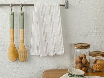 Softy Stripe Кърпа За Изсушаване Памучен 40x60