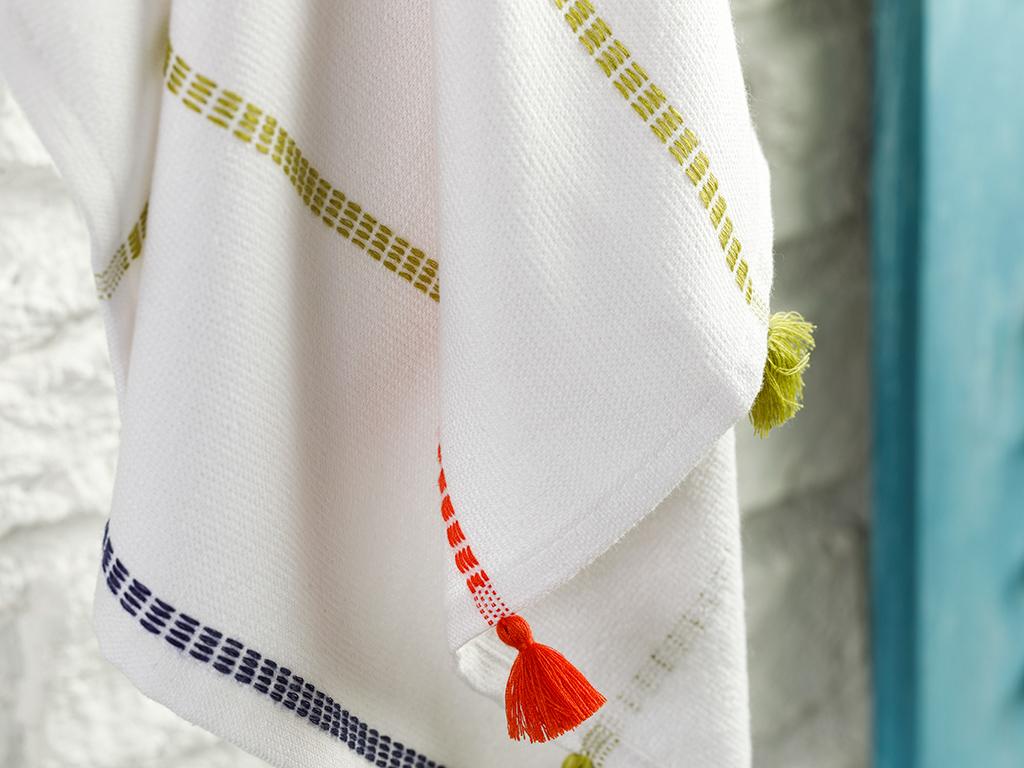 Jolly Cotton Dryıng Cloth 40x60 Cm Colorful