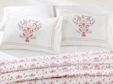 Dream Garden Комплект Пике-Лятно Одеяло Двоен Размер 200x220 См Бордо