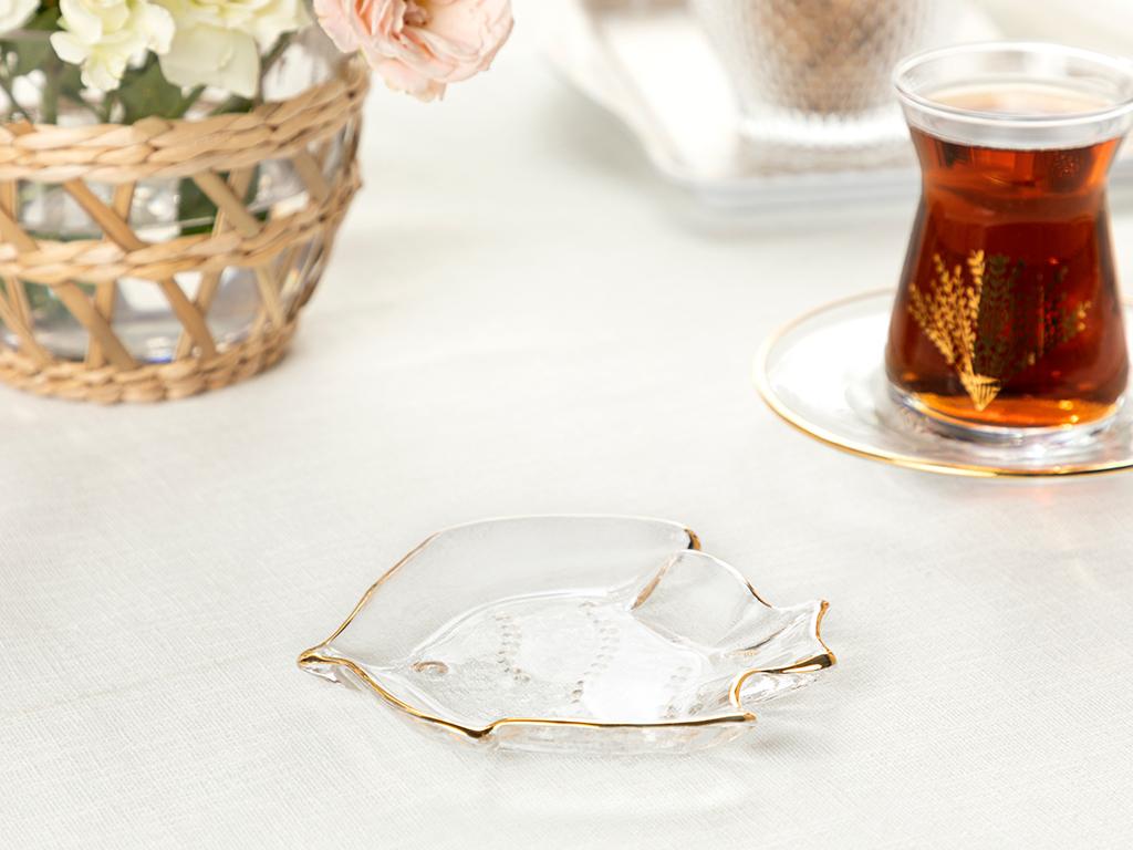 North Glass Appetızers 110x200 Cm Şeffaf
