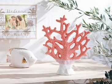 Coral Декоративен Предмет Оранжево