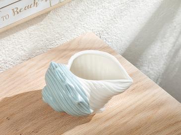 Seashell Декоративен Предмет Синьо