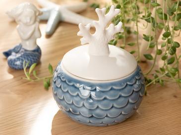 Coral Декоративна Кутия Синьо
