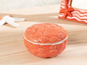 Marine Декоративна Кутия Оранжево