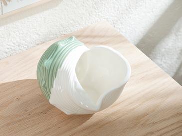 Seashell Декоративен Предмет Зелено