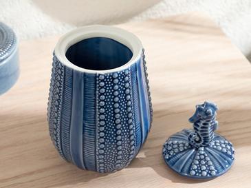 Seahorse Декоративен Предмет Синьо