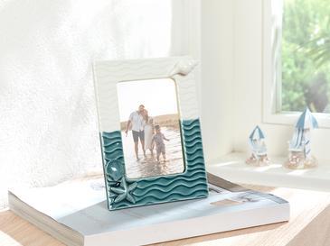 Undersea Animals Рамка 15,9x19,1x2,4 См Синьо