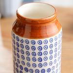 Blue Nature Vase Mavi