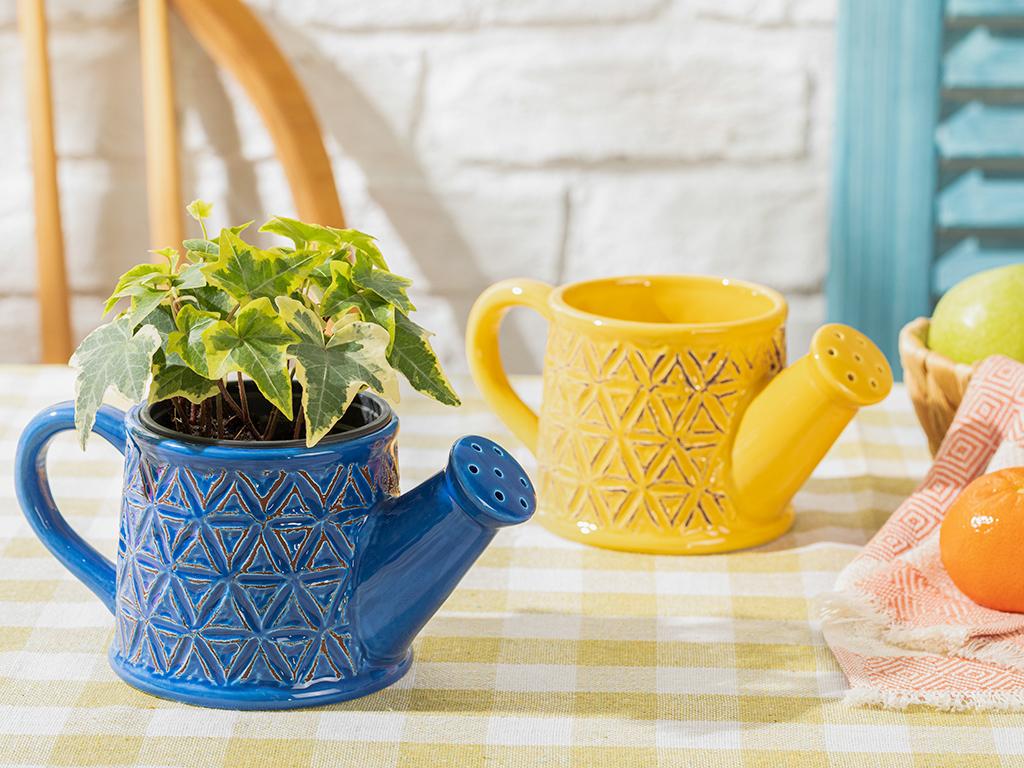 Lovely Garden Flowerpot Sarı