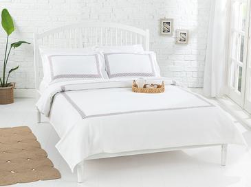Flamel Сет Пике-Лятно Одеяло King Size 240x220 См Бордо
