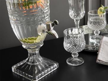 Eldora Стъклен Буркан с Канелка 1,8 L Прозрачно