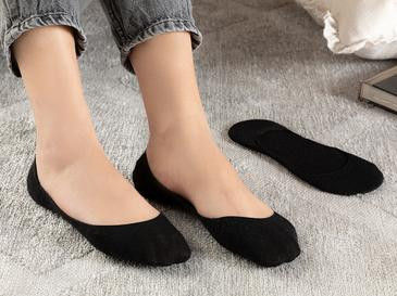 Simplicity Дамски Чорапи 2 Бр. Черно
