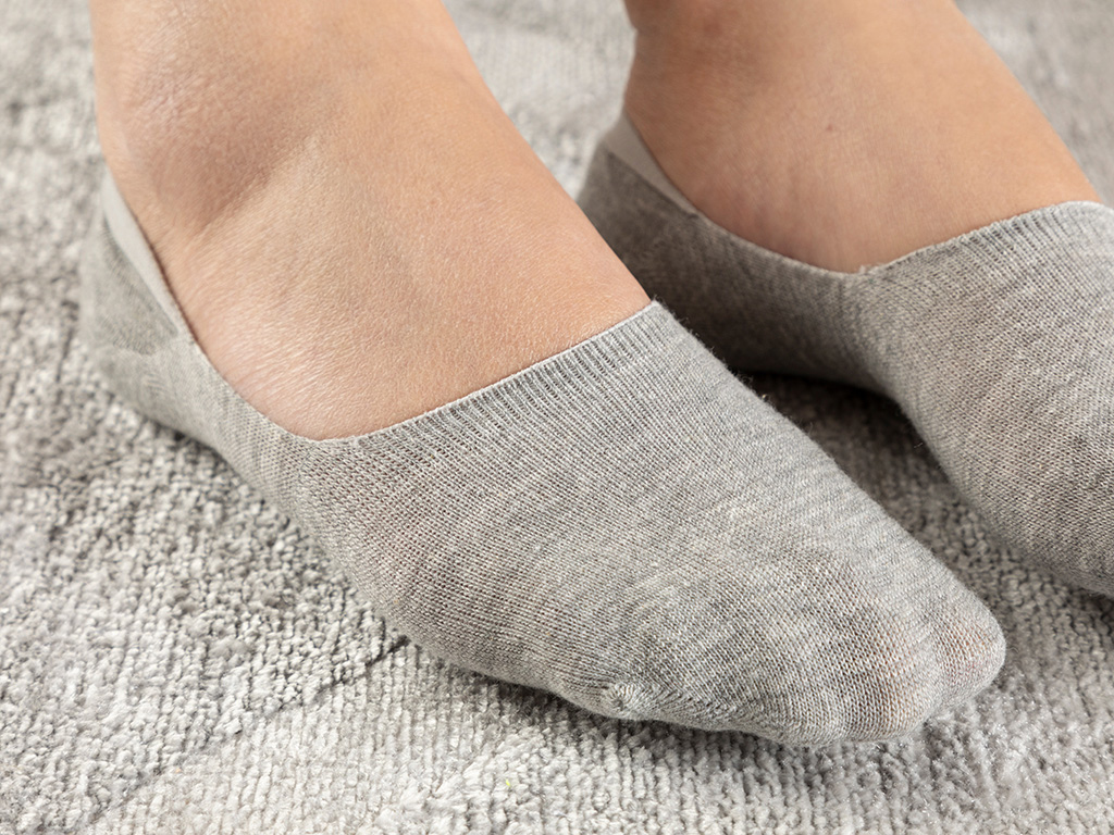 Cotton Mix Black-gray