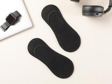 Everyday Мъжки Чорапи 2 Бр.Черно