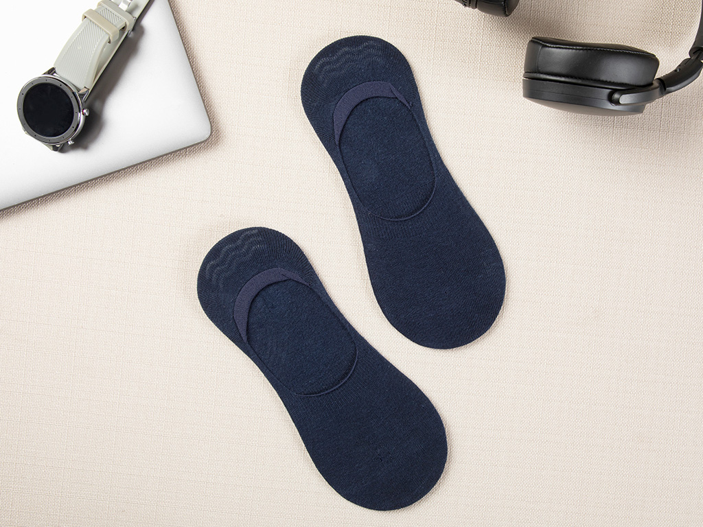 Everyday Cotton Mens With 2 Pieces Mix Dark Blue