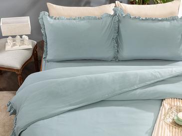 Donna Комплект Спално Бельо King Size 240x220 См Зелено