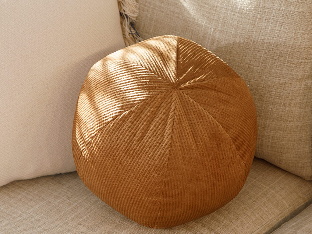 Ball Corded 40 Cm Beige