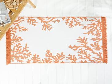 Coral Килим 80x150 Cm Оранжево