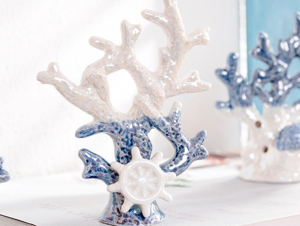 Anchor Decorative Object Mavi