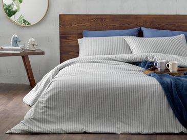 Classy Комплект Спално Бельо King Size 240x220 См Сиво